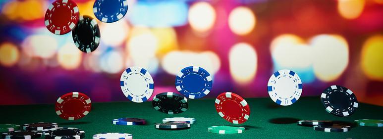 illustrations jetons casino